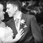 Michelle & Christopher at Nailcote Hall, Warwickshire