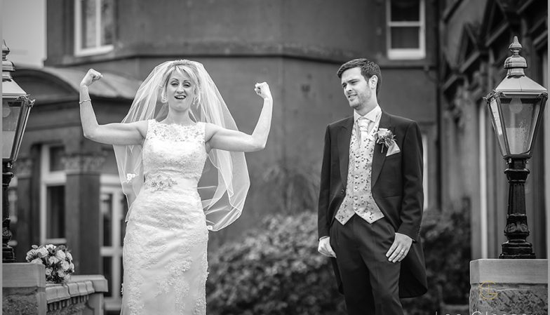 Wedding Photographer in Hothorpe Hall