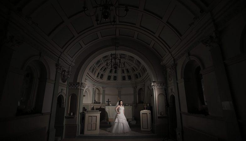 Wedding Photography in Hothorpe Hall