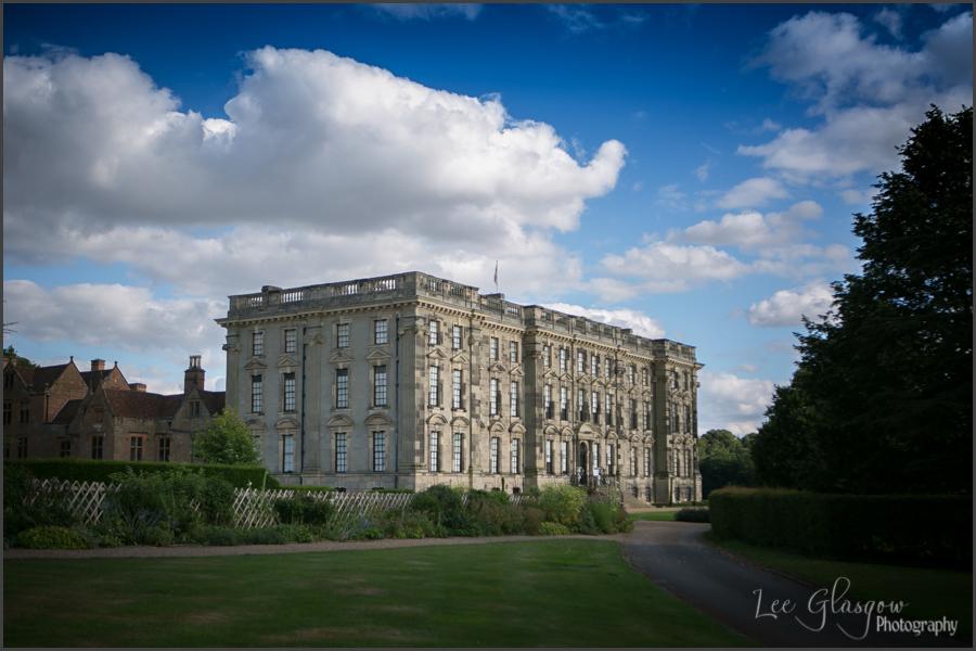 the impressive stoneleigh abbey, Kenilworth, Warwickshire