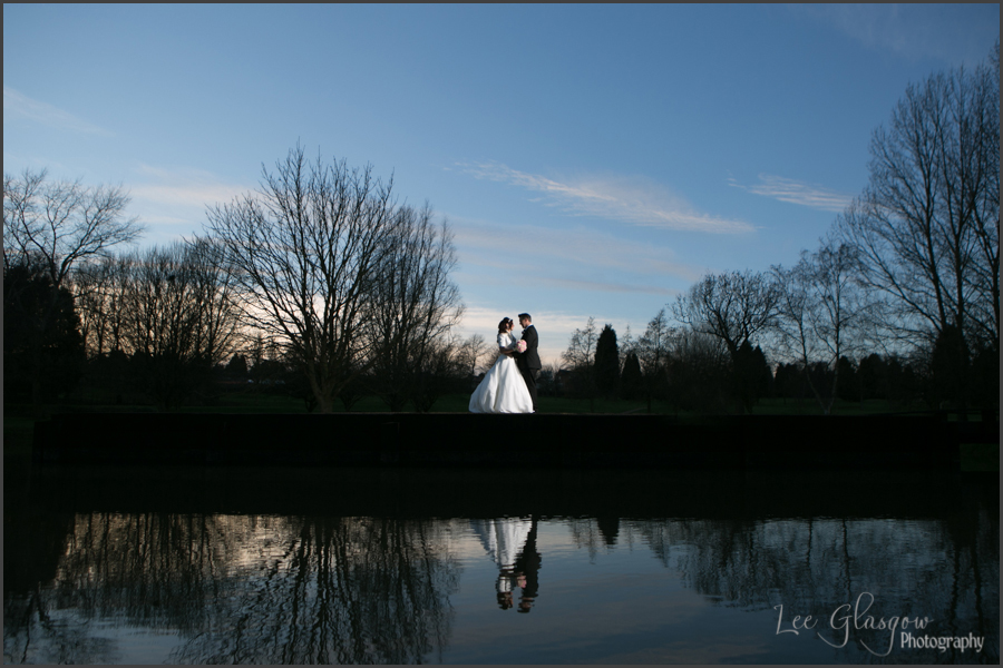 Wedding photography at hinckley golf club Leicestershire