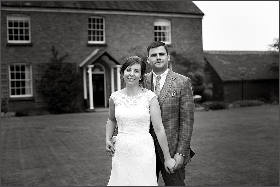mythe Barn wedding venue
